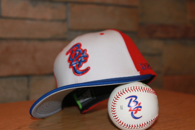 Baseball4Christ Ball And Hat